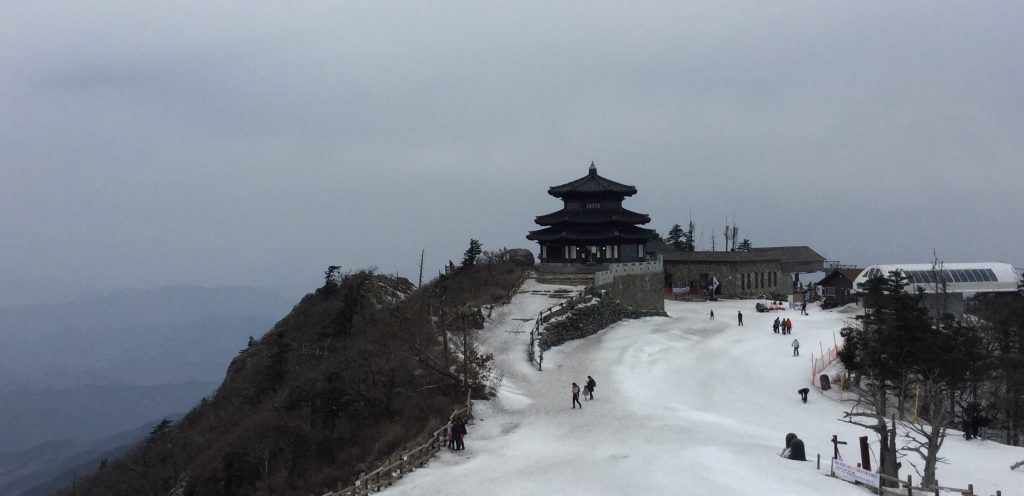 Muju Deogyusan ski resort