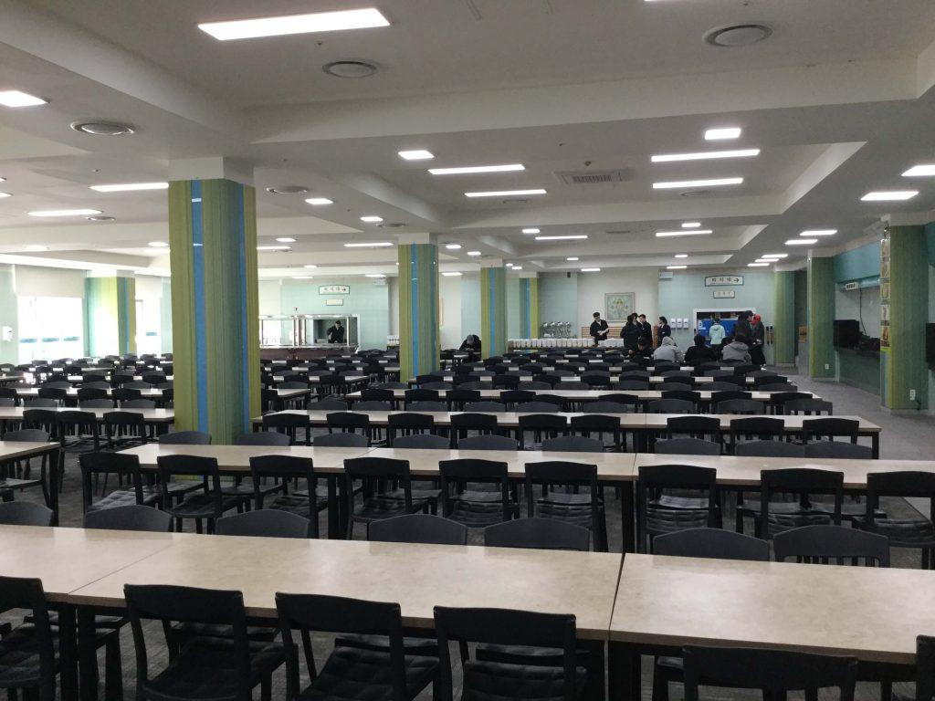 Oak Valley cafeteria