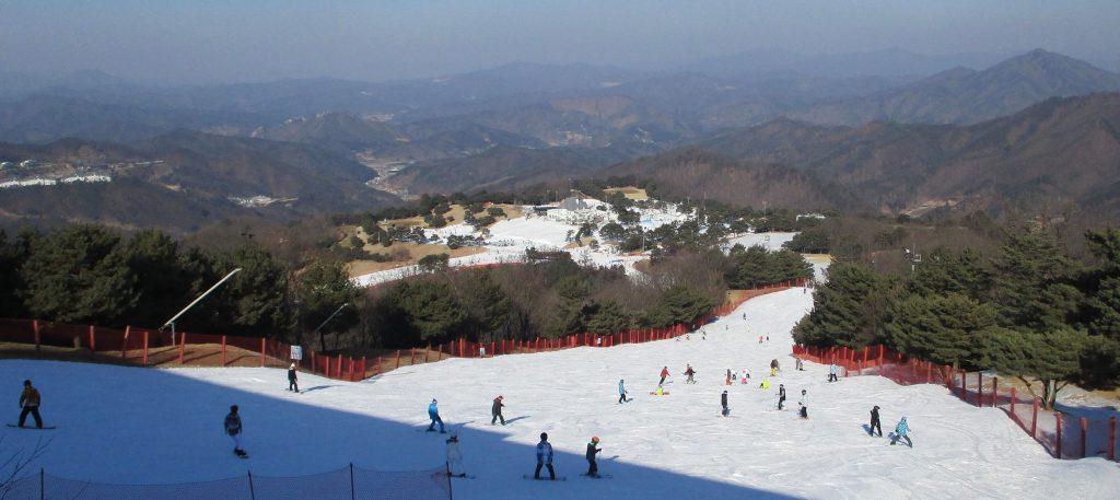 Vivaldi Park ski slopes
